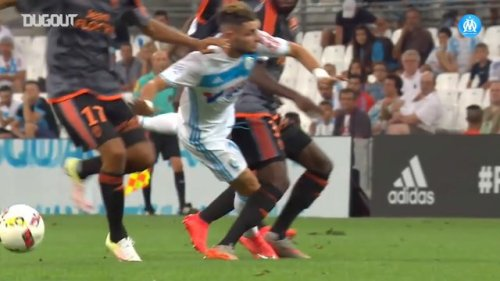 Rémy Cabella's stunning free-kick vs Lorient