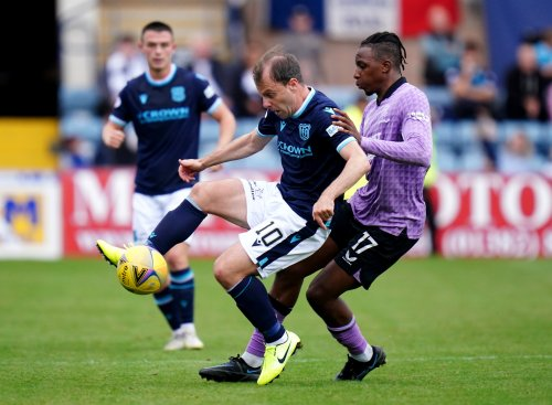 Upbeat Paul McGowan sees Dundee's fortunes improving