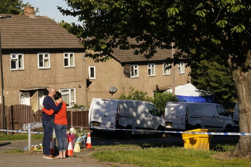 Tributes pour in for three children and mother found dead in house