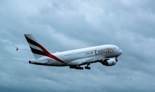 Emirates posts £3.89bn net loss as coronavirus disrupts travel