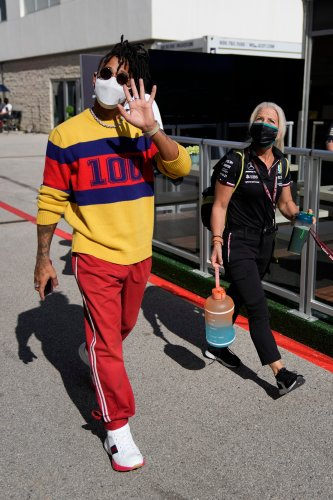 Lewis Hamilton sixth in final practice for United States GP