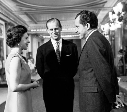 Letter from Prince Philip to President Richard Nixon unearthed, where Duke apologises for faux pas at White House dinner