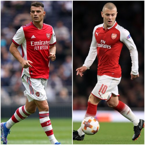 Arsenal are going to miss 'passionate' Granit Xhaka – Jack Wilshere