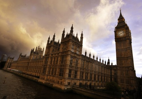 Arrest made following erection of gallows outside Houses of Parliament, MPs told