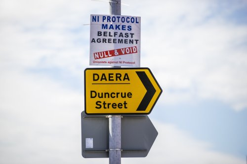 Northern Ireland Protocol problems significant and growing, minister warns