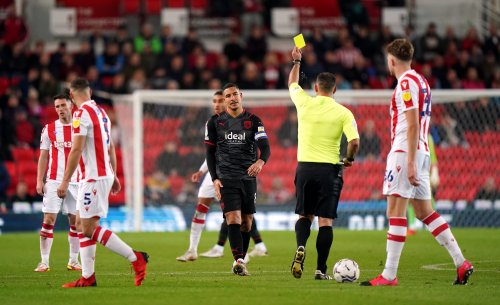 Jake Livermore is out suspended for West Brom as they entertain Bristol City
