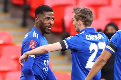 Semi-final hero Kelechi Iheanacho wants to help Leicester to first FA Cup win