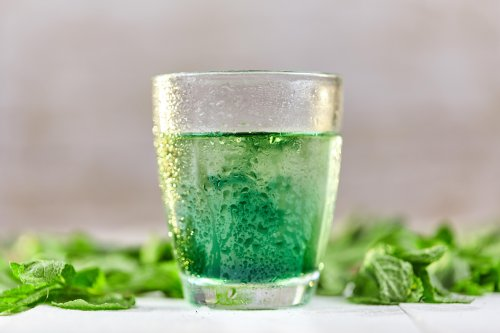 TikTok is loving chlorophyll water – but can it actually help with acne?
