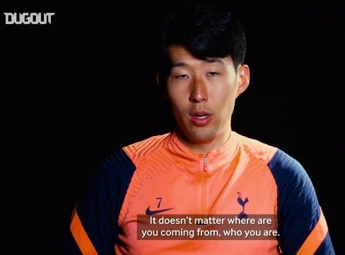 Heung-min Son: 'I am proud to be the son of my parents'