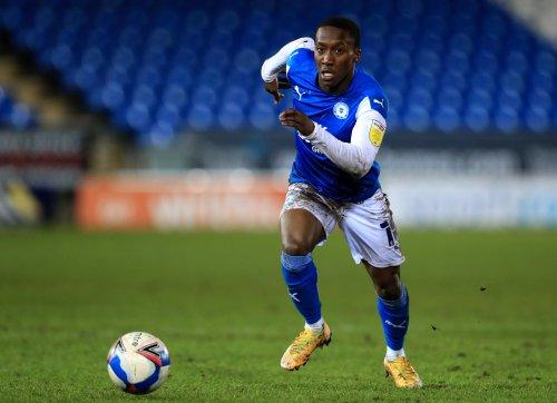 Darren Ferguson hails Peterborough matchwinner Siriki Dembele