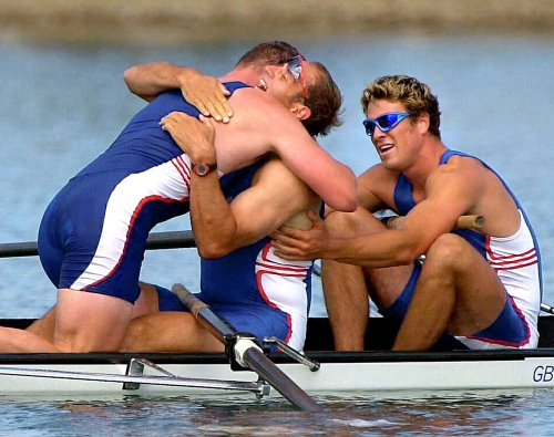 End of an era as Team GB lose Olympic men's four final