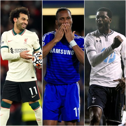 The Premier League's leading African scorers in focus as Mohamed Salah tops list