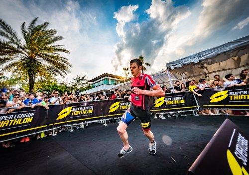 Jonny Brownlee hopes triathlon's Olympics buzz continues in Super League