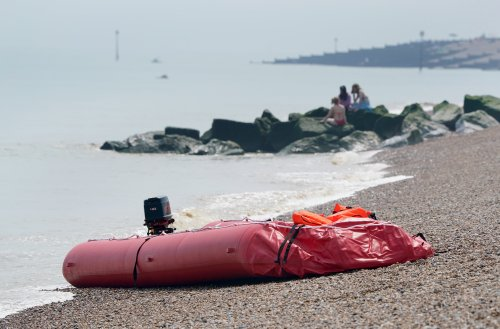 Migrants intercepted as attempted English Channel crossings continue