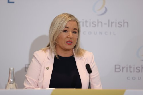 Political crisis looms as SF accuses Poots of 'bad faith' on Irish Language Act