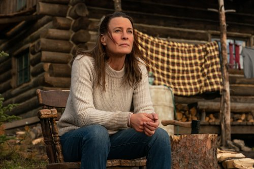 Robin Wright on directing new film Land, human connection and going off-grid