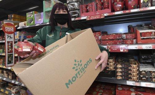 Supermarket shares rocket after Morrisons rejects £5.5bn bid