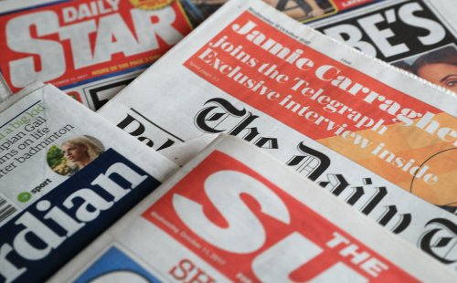 What the papers say – May 14