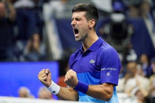 Novak Djokovic one step away from calendar Grand Slam after Alexander Zverev win