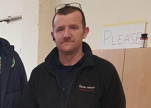 Plumber offering free work for elderly close to shutting due to lack of funding