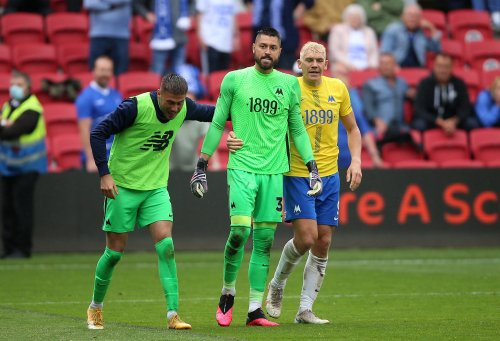 Brazilian goalkeeper Lucas Covolan agrees to join Port Vale