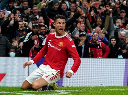 Record-breaker Cristiano Ronaldo's remarkable Champions League record goes on