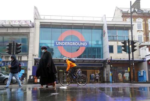 Teenagers arrested over fatal stabbing near Underground station