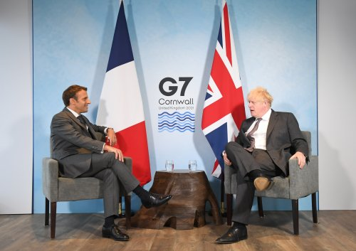 PM urges Macron not to worry about military alliance amid submarines feud
