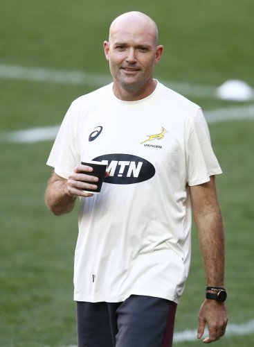 Jacques Nienaber praises creativity of South Africa players