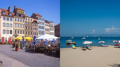 Sunbathing or city exploring? These destinations might now be your best bet for a summer holiday