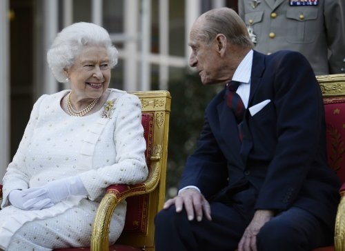 Prince Philip's mustard prank revealed by royal family