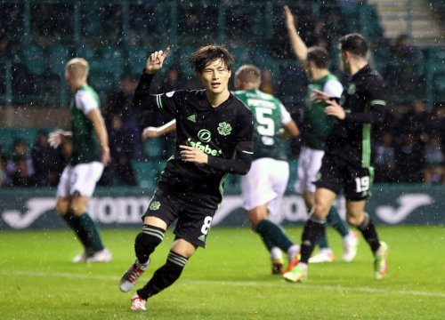 Celtic move within two points of Rangers with win at Hibs