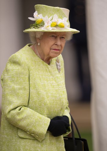 Johnson 'proud' to be PM as Queen marks 95th birthday privately