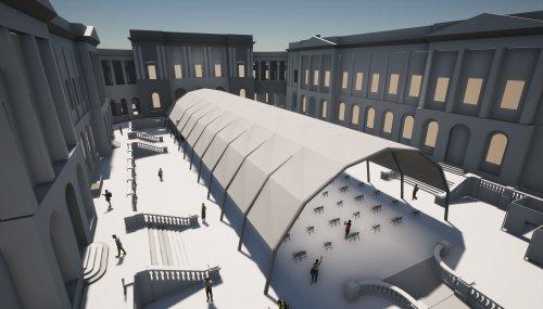 Edinburgh International Festival to go ahead with outdoor pavilions