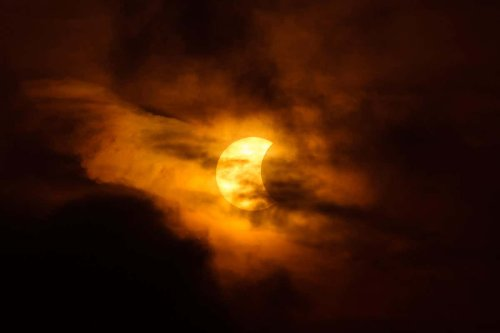 Partial solar eclipse will be visible in the UK and Ireland on 10 June