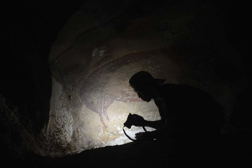 Lost art of the Stone Age: The cave paintings redrawing human history