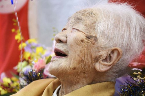 People who live past 105 years old have genes that stop DNA damage