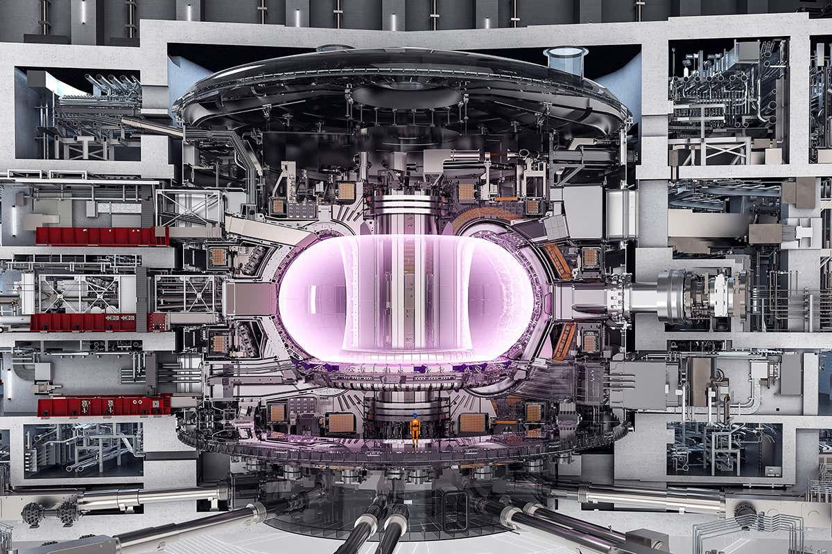 World's most powerful magnet being shipped to ITER fusion reactor