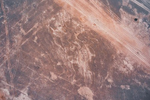 Huge spiral found in Indian desert may be largest drawing ever made
