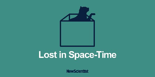 Sign up to Lost in Space-Time