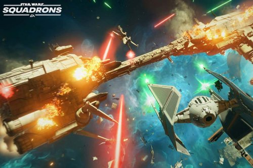 Star Wars: Squadrons shows the Force is still with us