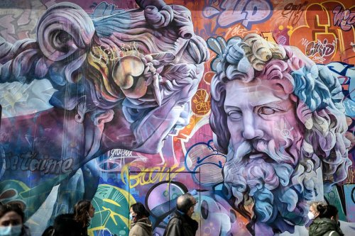 Graffiti can now be removed in minutes without damaging underlying art