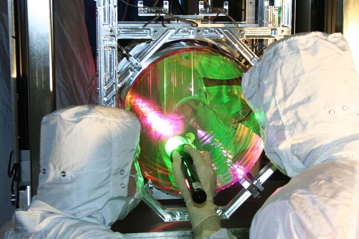 LIGO mirrors cooled to near absolute zero could probe quantum gravity