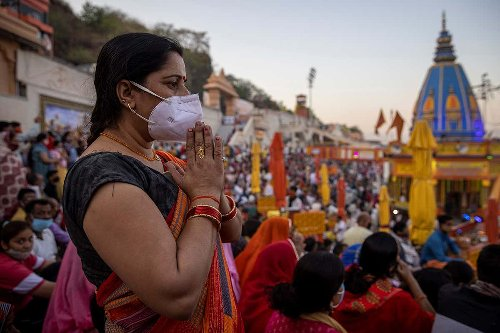 Covid-19 news: Cases in India hit record high as Kumbh Mela begins