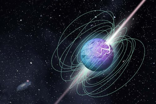 Weird space radio signal tracked to its source for the first time