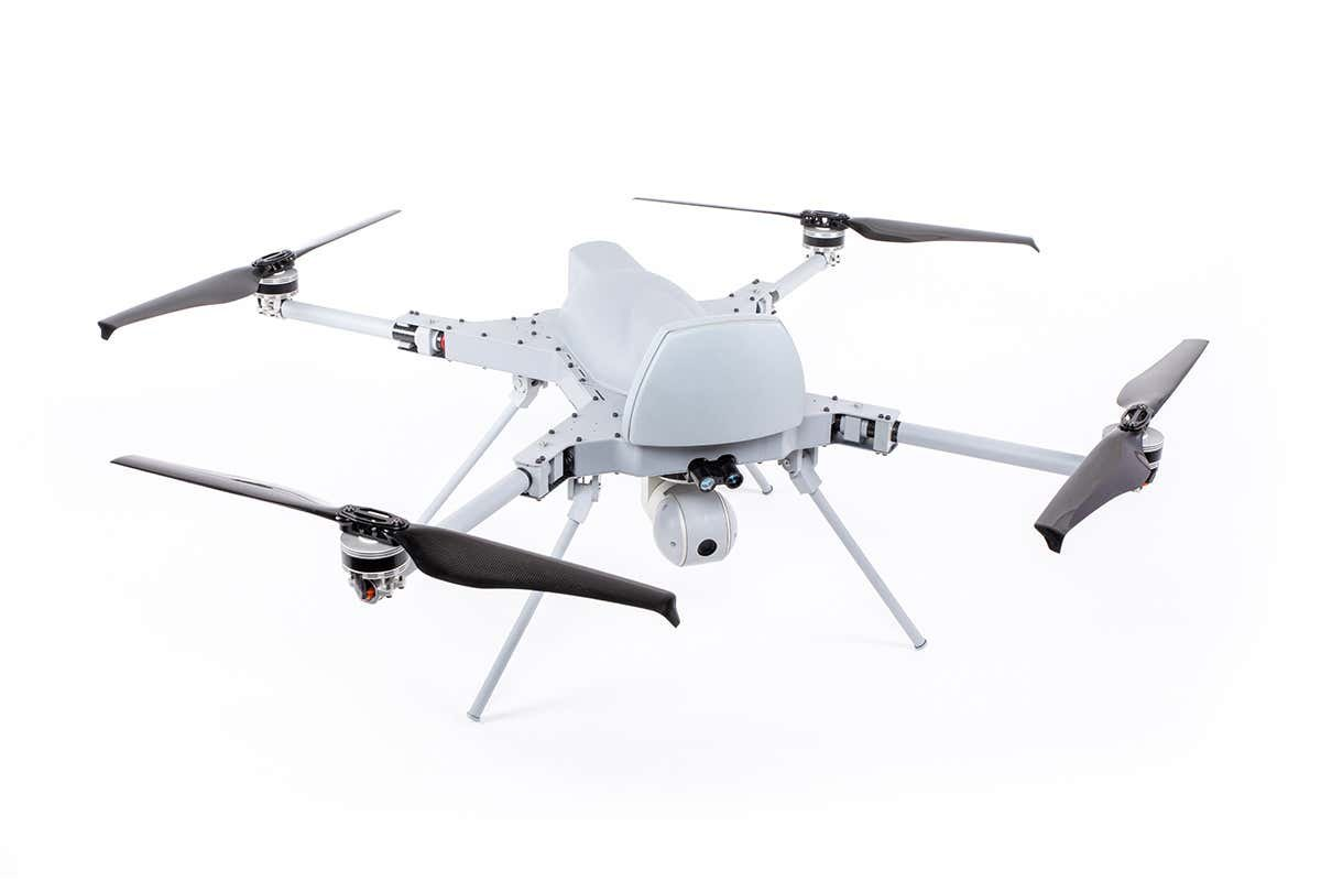 Drones may have attacked humans fully autonomously for the first time - cover