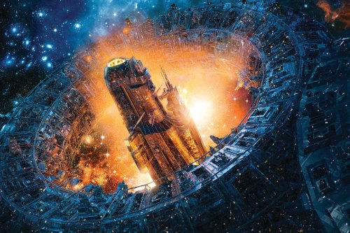 Shards of Earth review: A rip-roaring space opera with a psychic twist