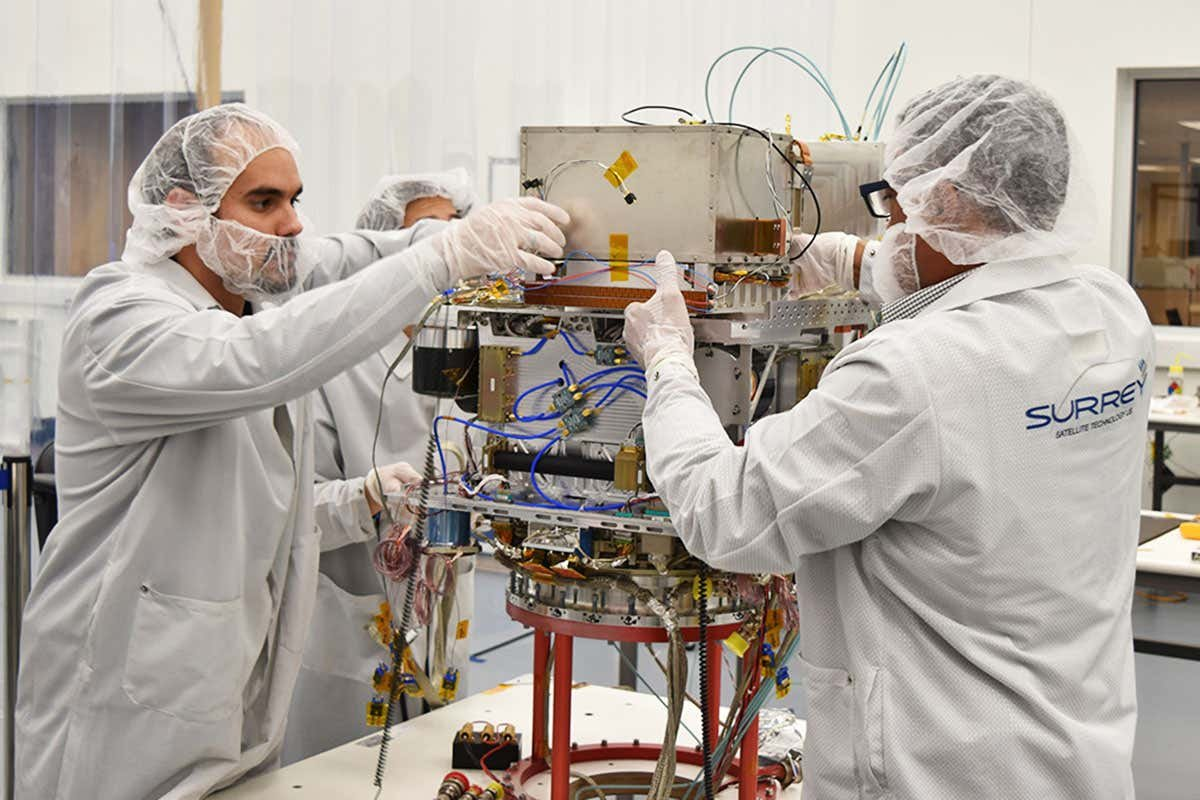 NASA's most accurate atomic clock will be tested on a mission to Venus