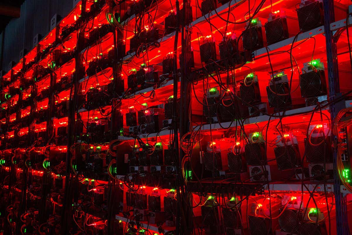 Bitcoin mining emissions in China will hit 130 million tonnes by 2024