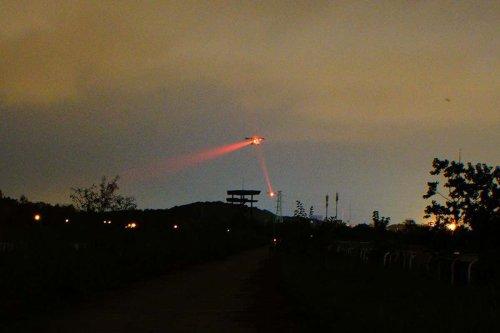 Quantum internet signals beamed between drones a kilometre apart